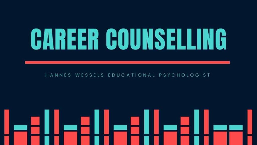 Hannes Wessels Career Counselling Johannesburg Career Counselling Centurion