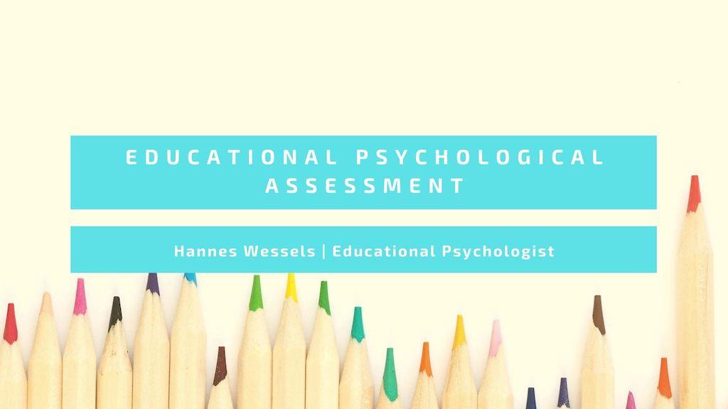 Educational Psychological Assessment