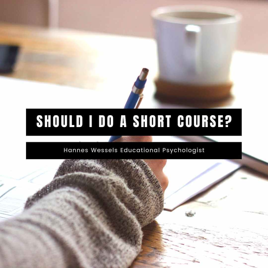 Should I do a short course? 5 Tips to help your decision